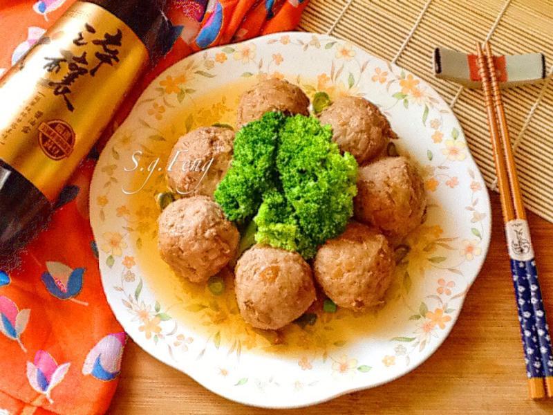 醃瓜肉丸子【淬釀手路菜】