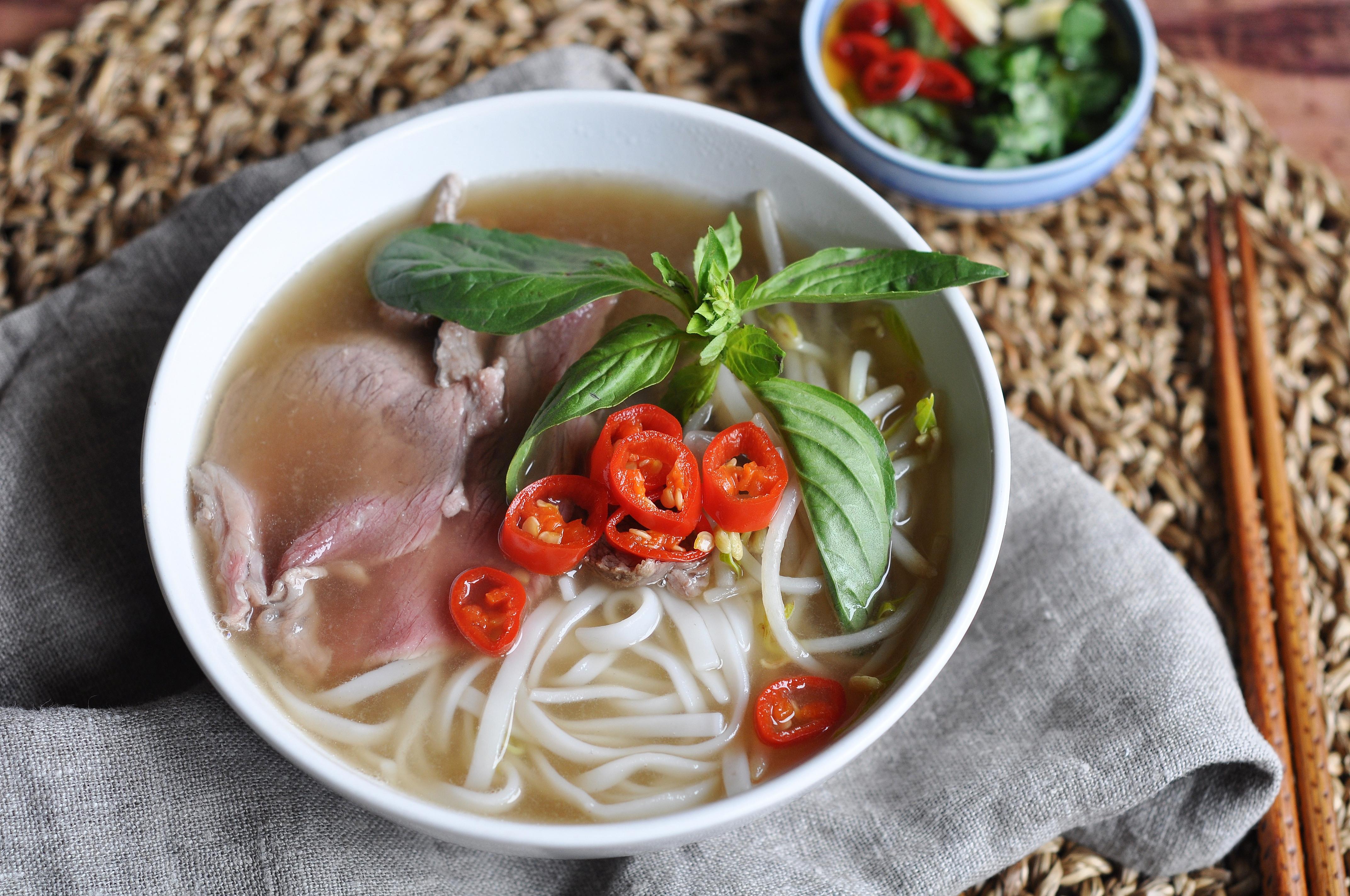 饗瘦美味-越南牛肉河粉 家庭簡易做法版