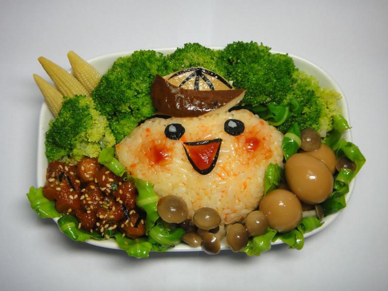 ﹝親子食堂﹞小蕃薯愛吃飯
