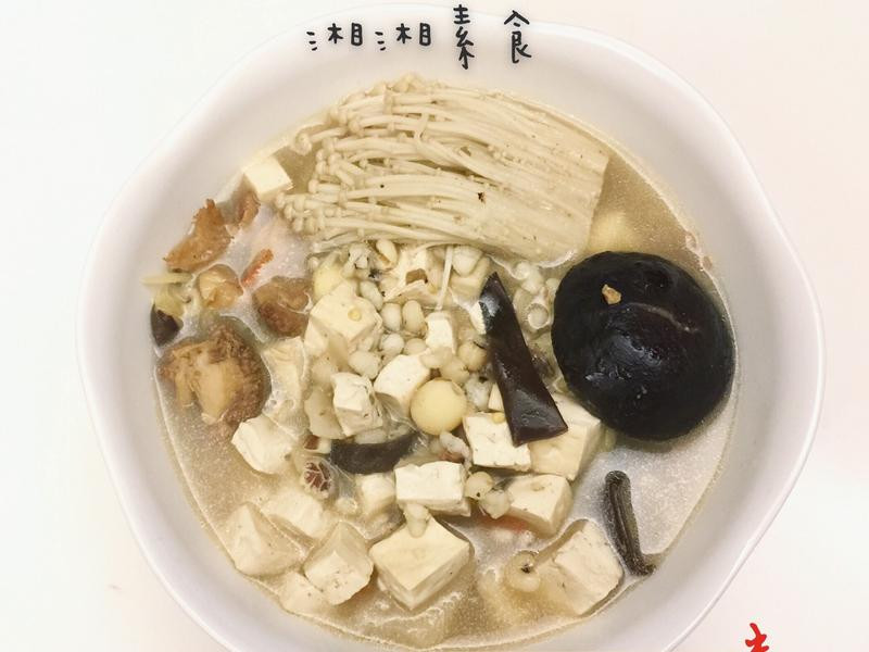 加味四神藥膳包/懶人電鍋料理/素食