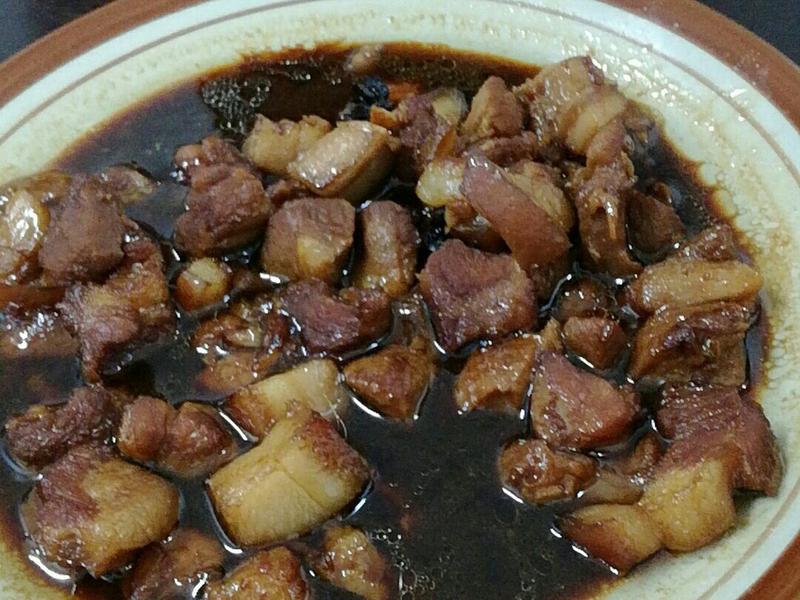 超简单酱油猪肉