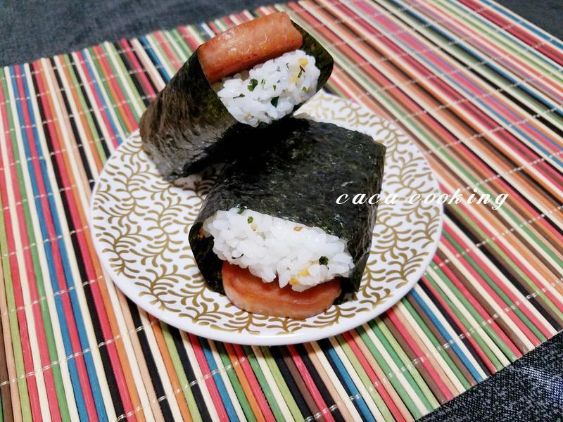 午餐肉壽司