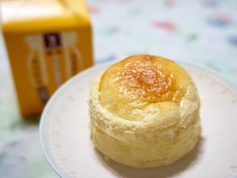 超簡單森永牛奶糖輕乳酪蛋糕