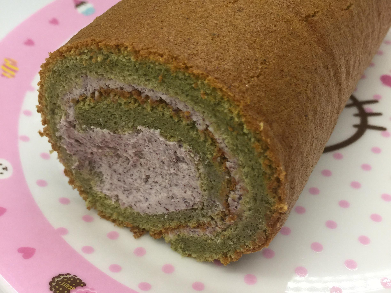 蔴芛蓬萊米粉蛋糕卷