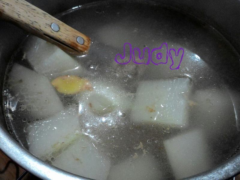 冬瓜排骨湯(一鍋到底)