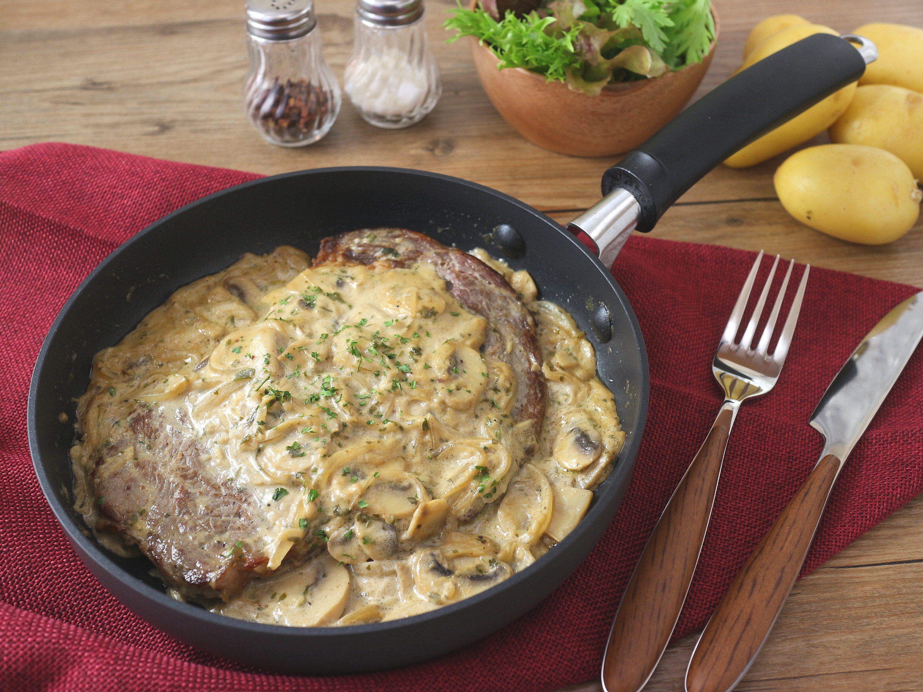 女神牛排Steak Diane【家樂福】