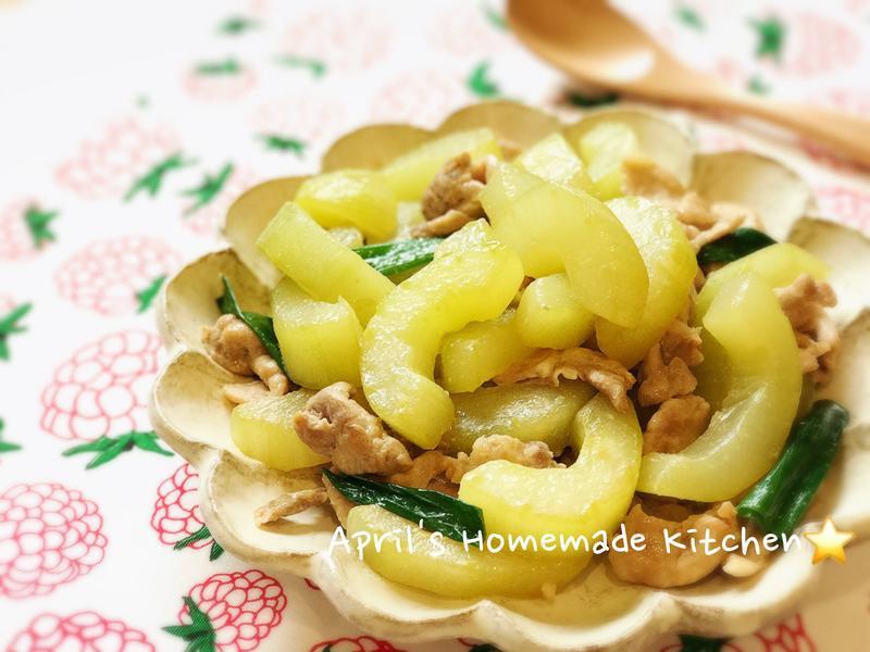 🔸//超下飯// 🔸大黃瓜燒肉