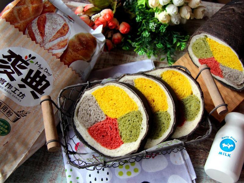 壽司造型麵包【麥典麵包專用粉】