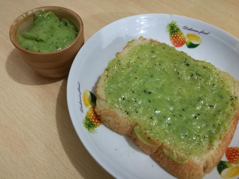 (煮食影片) 抺茶牛奶麵包醬