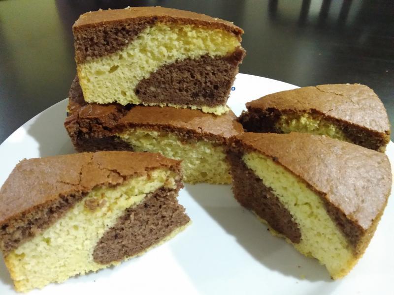 两种口味--海绵蛋糕