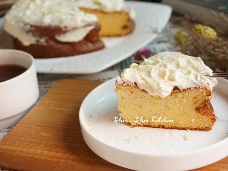 檸檬優格雞蛋糕