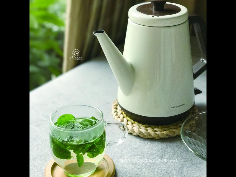 饗瘦美味-蜂蜜薄荷茶