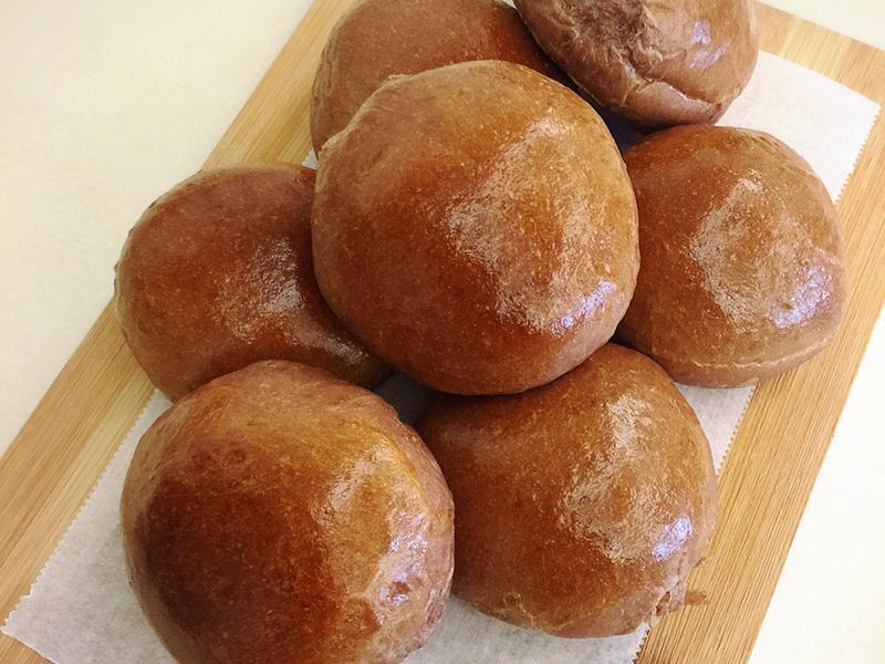 黑眼豆豆麵包(水合法)