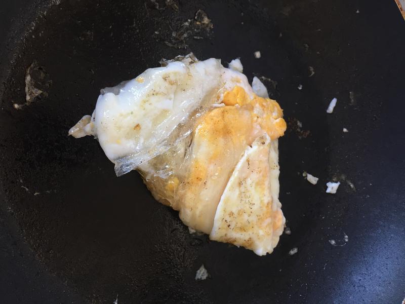 超級懶人蛋餅