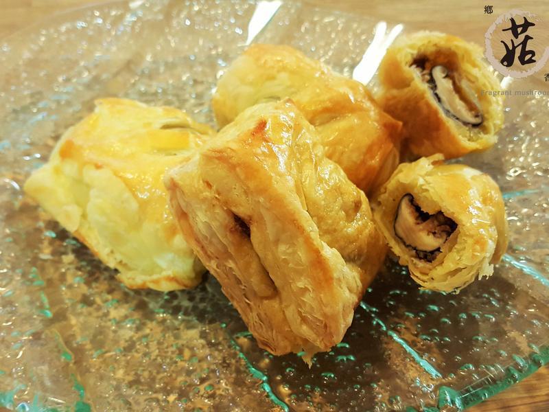 【鄉菇香】金沙香菇酥