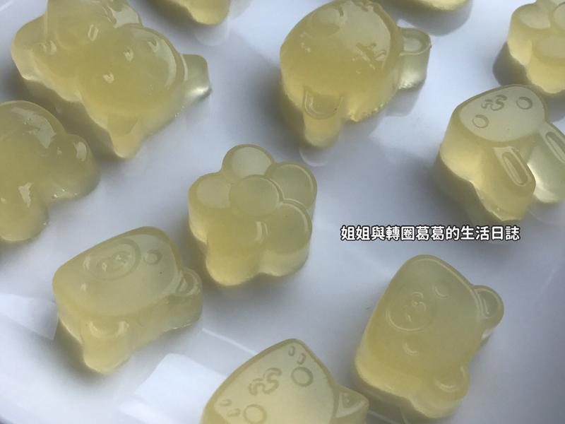 『寶寶食譜』柳橙軟Q糖(無糖)