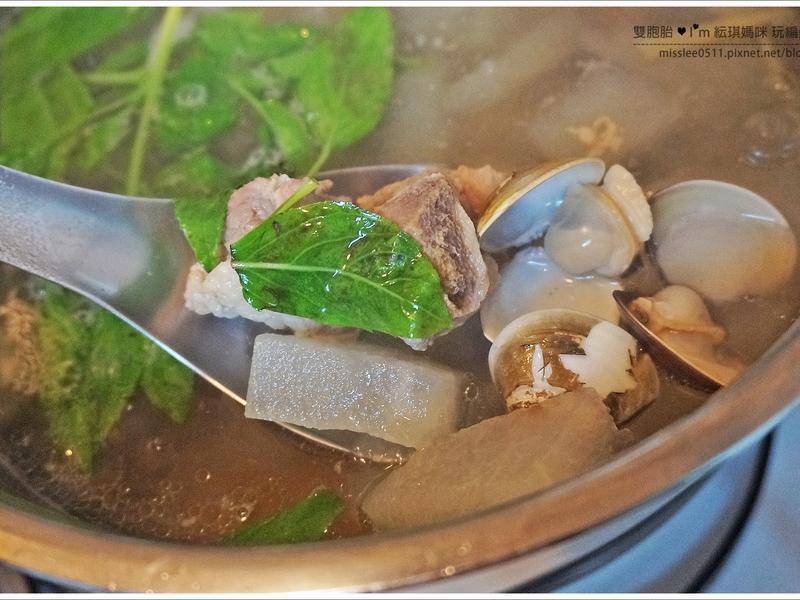 【電鍋食譜】蛤蜊冬瓜排骨湯