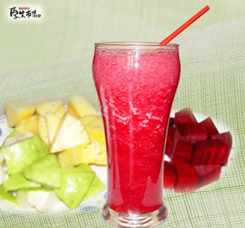 【厚生廚房】甜菜旺樂汁