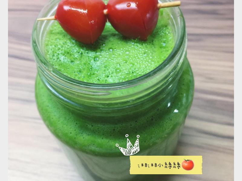 愛心蕃茄綠拿鐵/素食