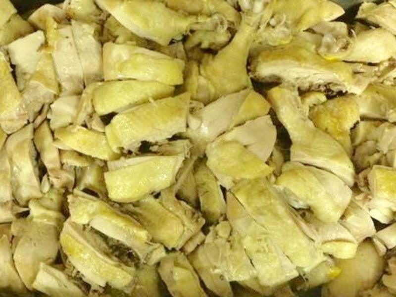 葷菜-鹽水雞