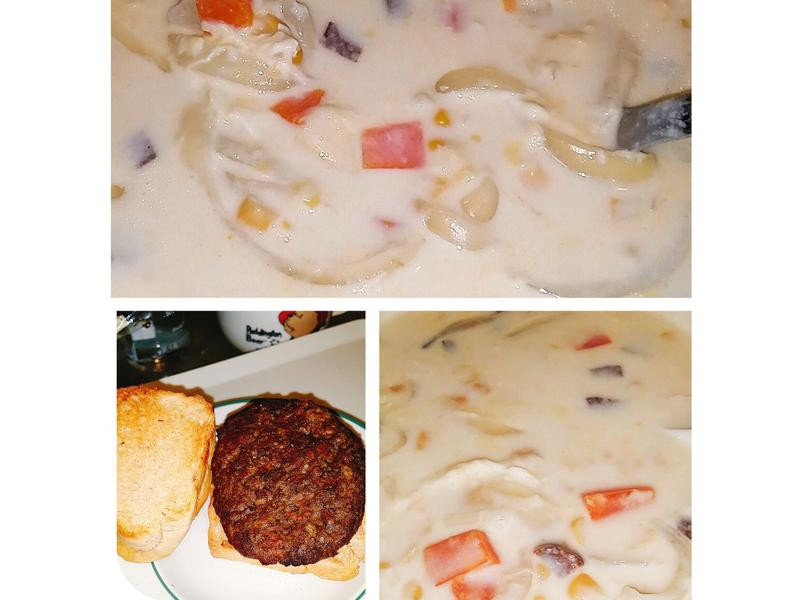 🌽🥣奶油玉米濃湯🌽