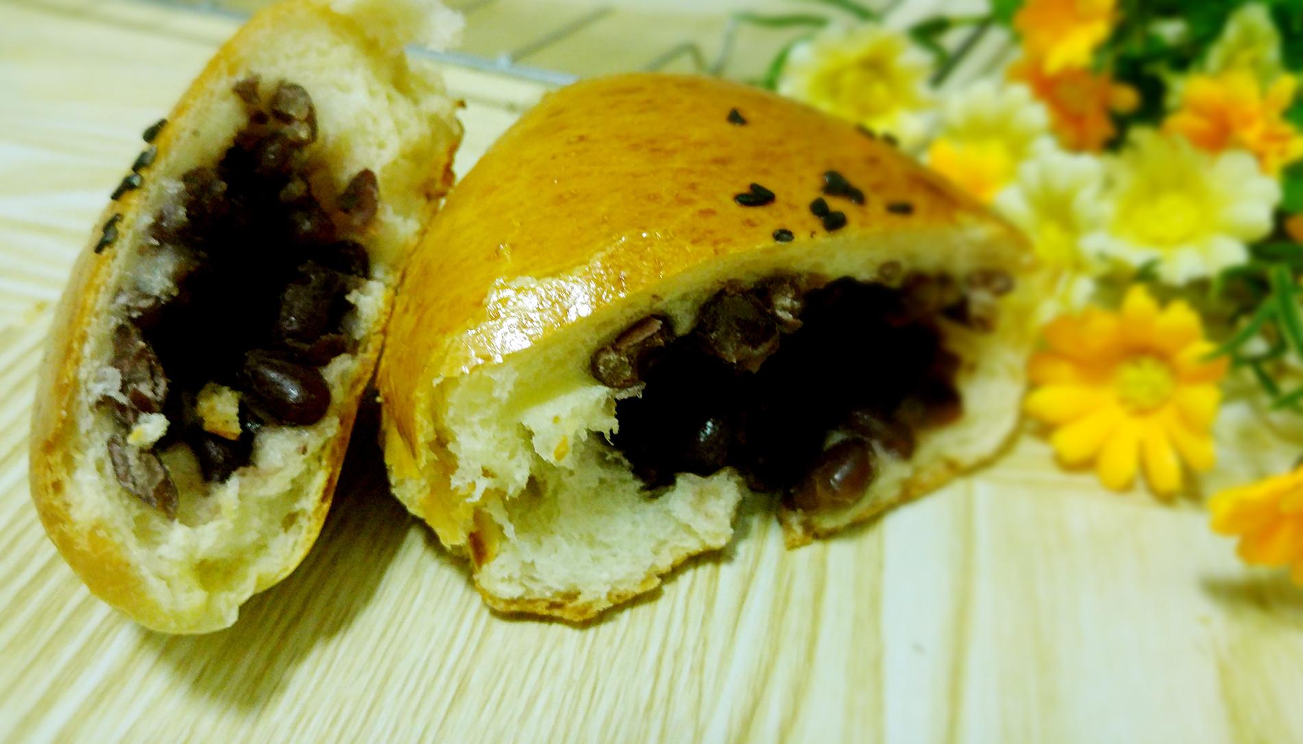 【台式麵包】紅豆麵包