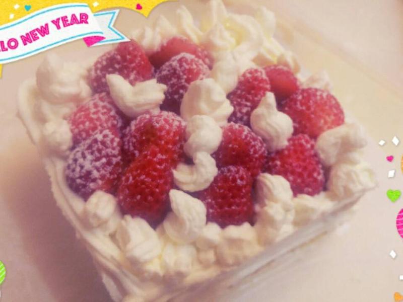 wei wei 特製蛋糕