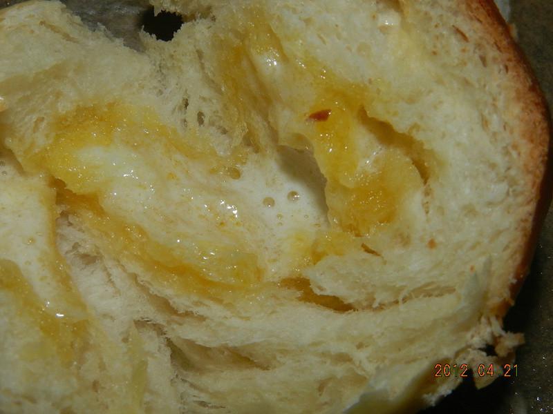 ㄚ曼達的廚房~爆漿小餐包
