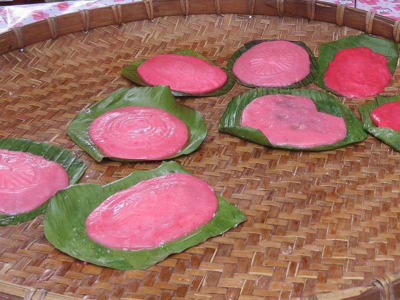 花生紅龜粿