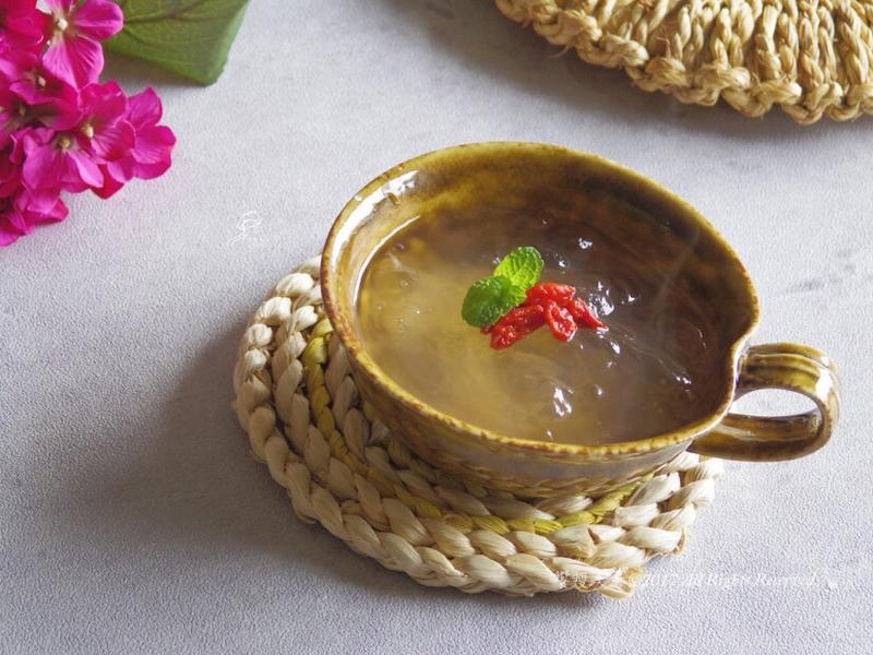 饗瘦美味-古早味太白粉甜湯