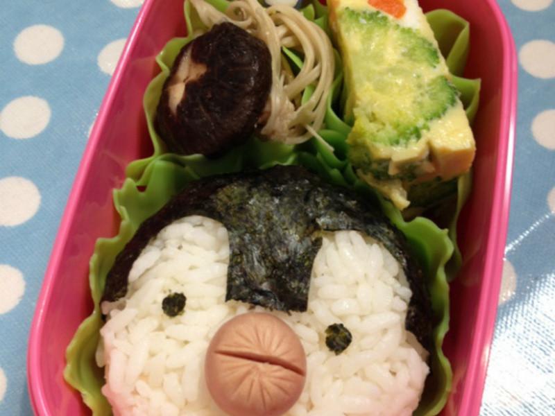 【亲子食堂】企鹅吃香肠