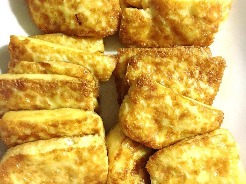 DIY雞蛋嫩豆腐~原來這麼簡單