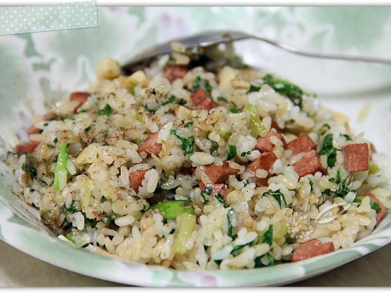 [蔬食]上海菜飯素食版