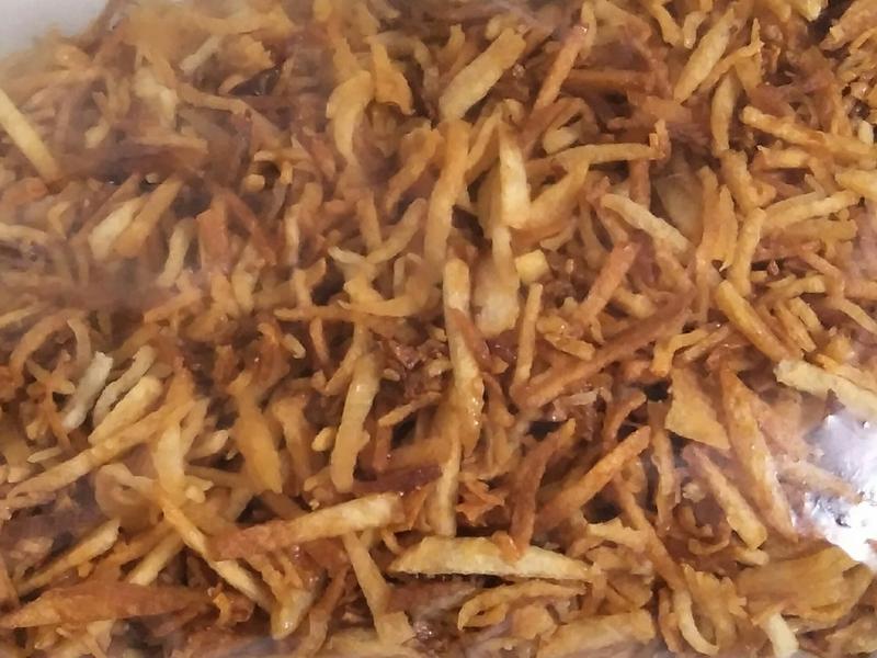 印尼小脆薯