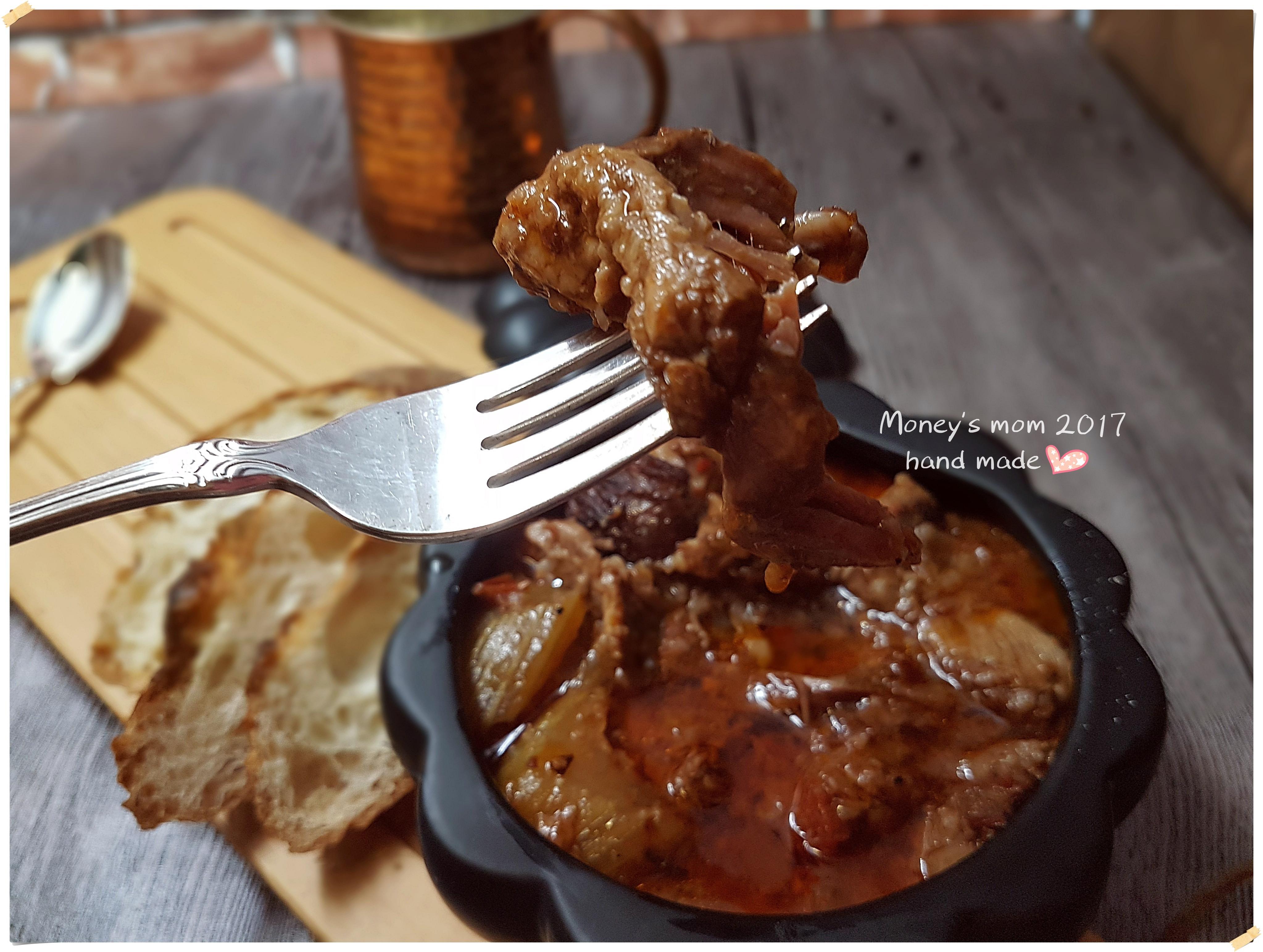 法式紅酒燉牛肉