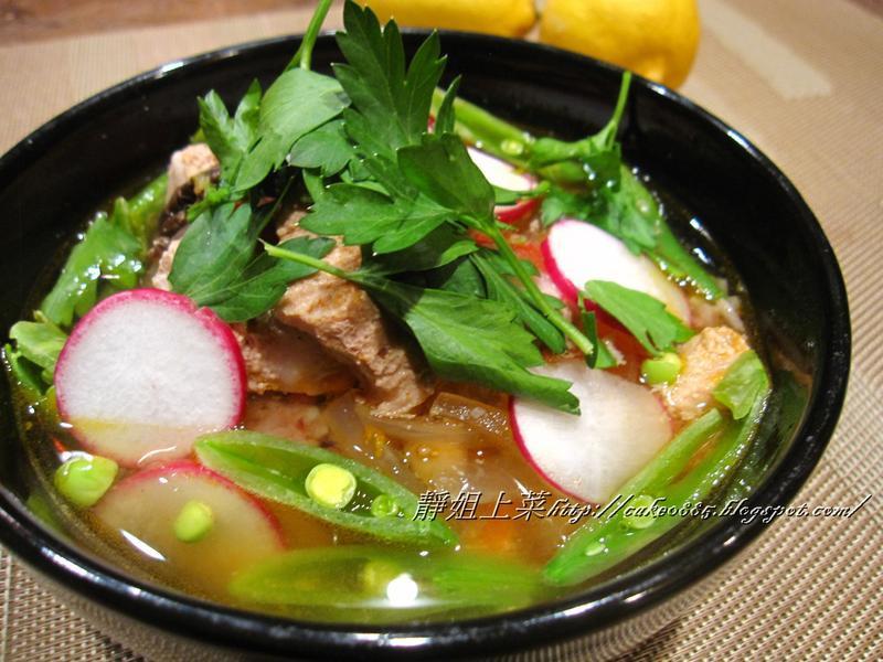 墨西哥豬肉湯