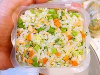 寶寶副食品👶🏻鮭魚起司蔬菜飯 1y