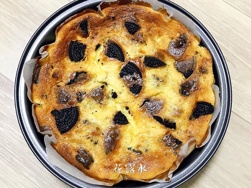 OREO起士蛋糕-오레오 치즈케이크