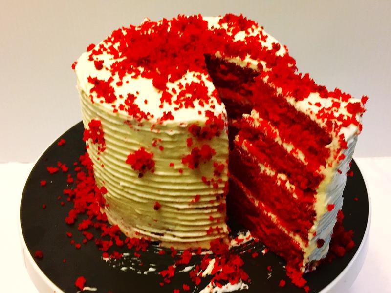 Red Velvet Cake紅絲絨蛋糕