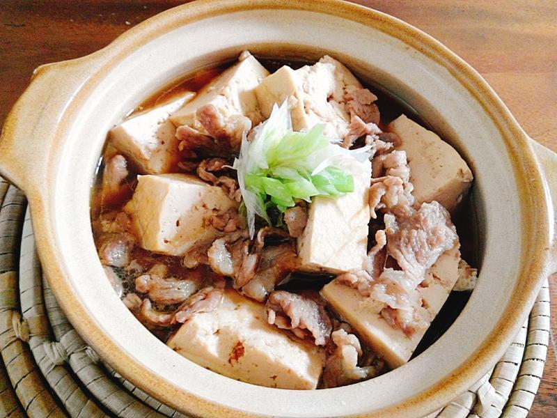 肉豆腐一超簡單,一鍋到底