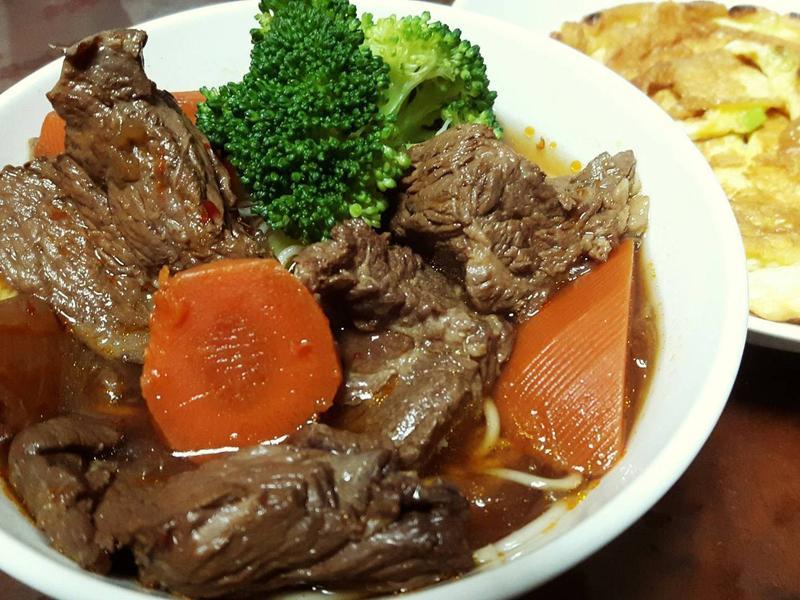 紅燒牛肉(電鍋)
