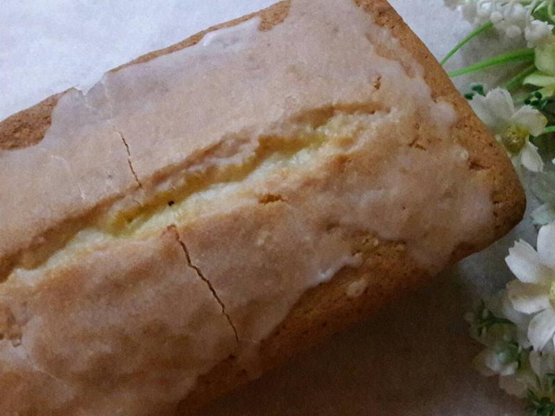 清香檸檬糖霜磅蛋糕