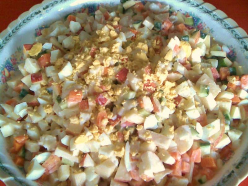 [Phi's異國風]雞蛋沙拉