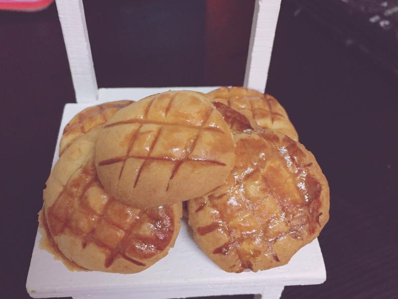 小波羅餅乾🍪