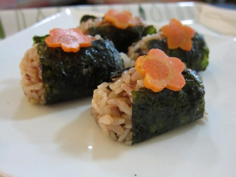 【吳双の愛妻小菜】-膳纖海苔卷