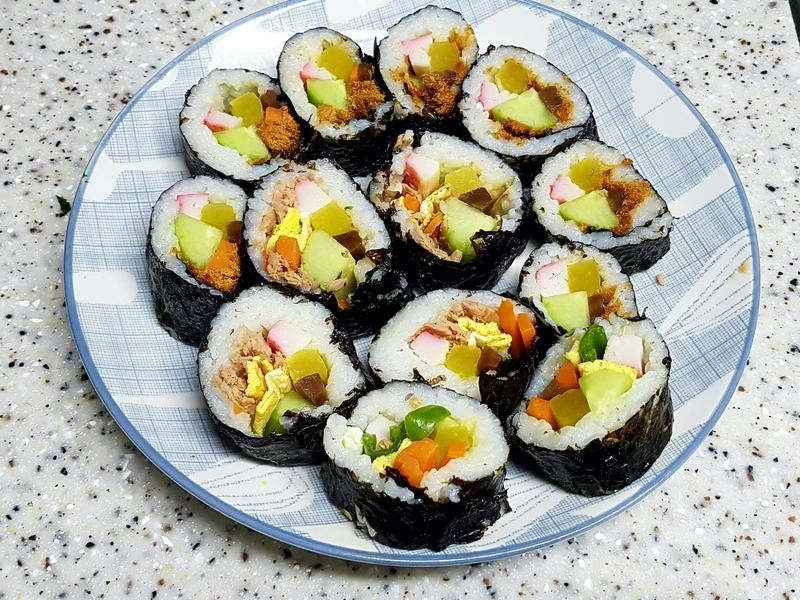 (韓式)海苔飯卷 김밥