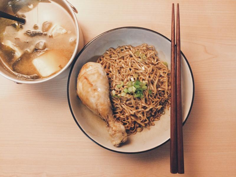 電鍋料理🐣醬燒雞腿