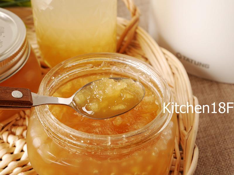 蘋果果醬_三種材料 零添加