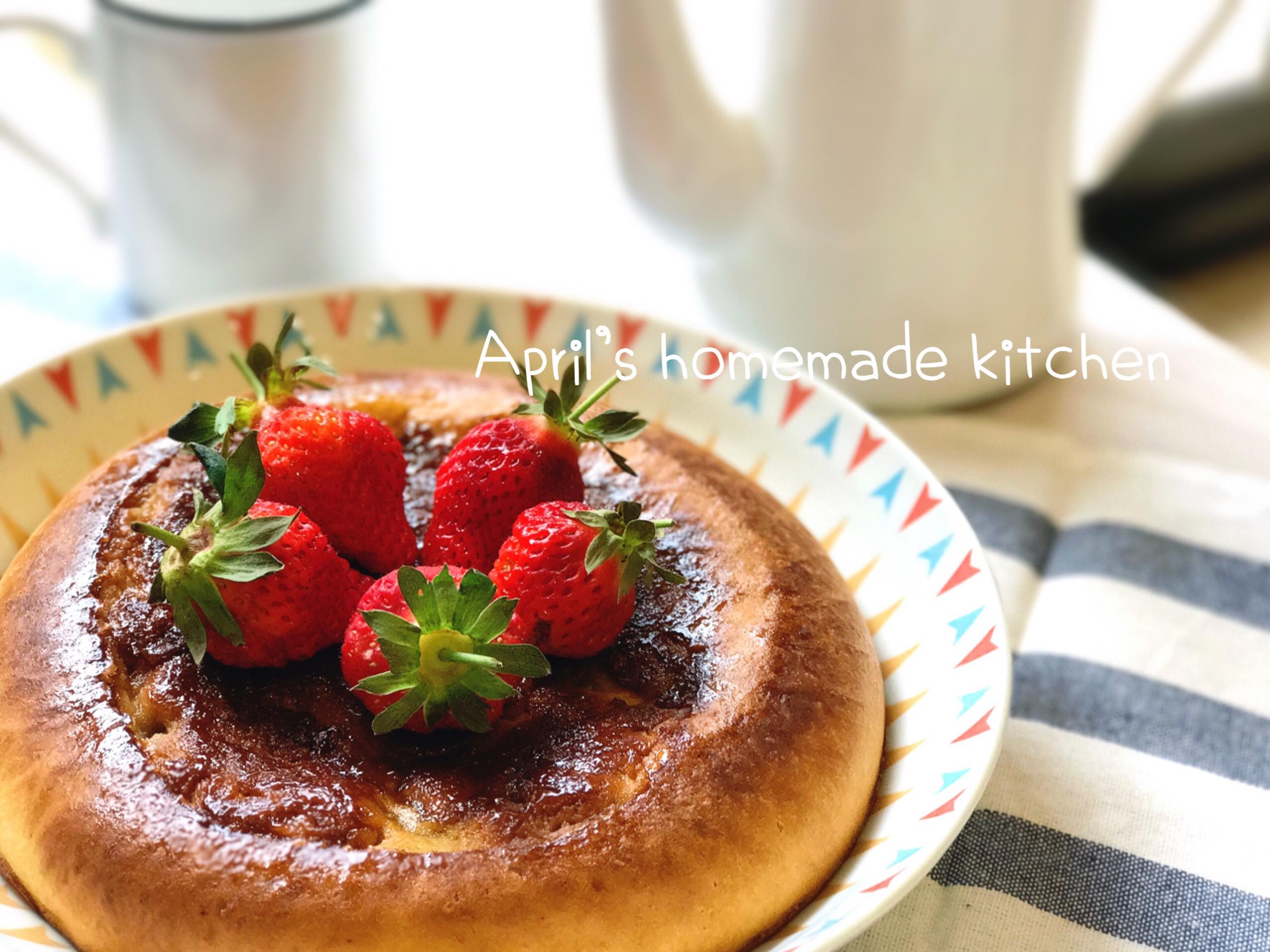 香橙布丁蛋糕 (電子鍋)
