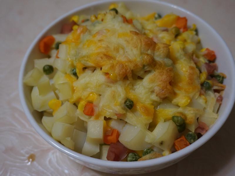家常菜-焗烤馬鈴薯泥